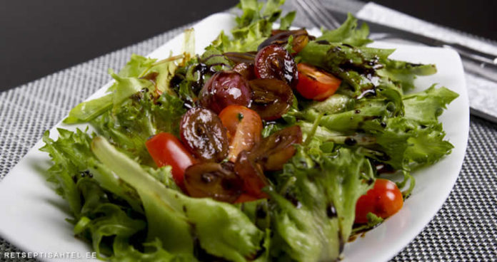 Salat Retseptisahtel