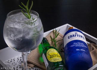 Gin toonik Retseptisahtel