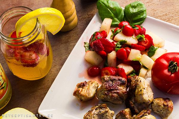 Grill salat Retseptisahtel