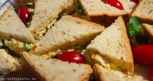 Salat ja võileib Retseptisahtel