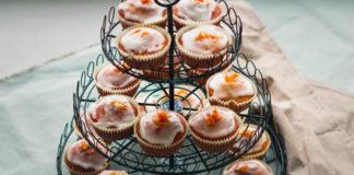 Muffinialus ja muffinid Retseptisahtel