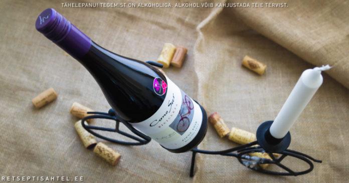 Veinisoovitus Retseptisahtel