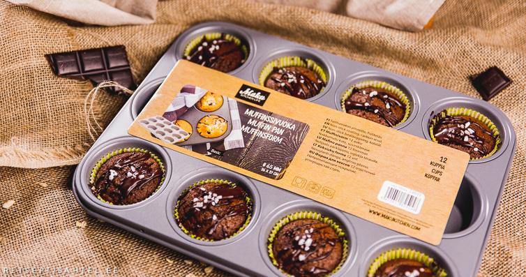 Šokolaadimuffinid