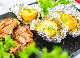 Fooliumis kartulid