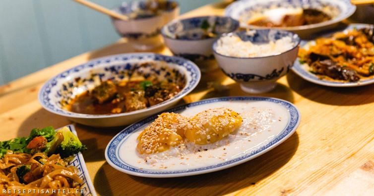 aasia toit