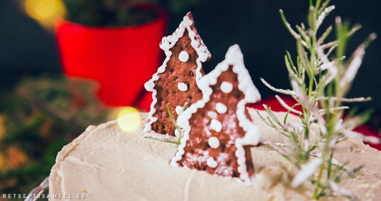 Piparkoogi kook