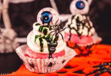 Halloweeni muffinid
