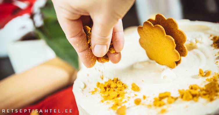 Jääkülm piparkoogikook