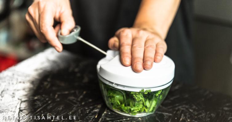 Tabbouleh salat