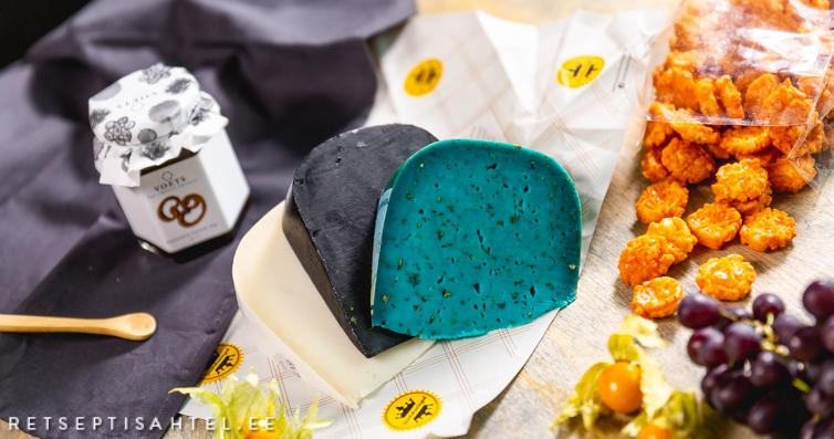 juustud