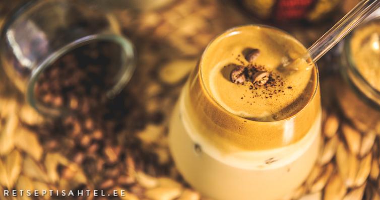 Vahustatud kohv