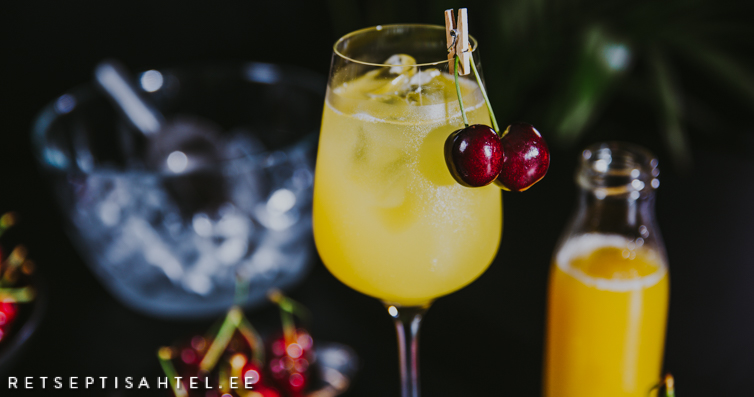 alkoholivaba mokteil